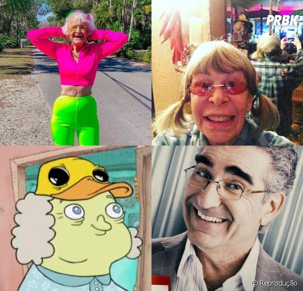 Estes são os avós mais incríveis que você verá hoje