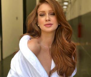 Marina Ruy Barbosa diz que não dá mais para viver buscando um padrão de beleza