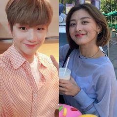 Namoro no K-Pop! Jihyo, do TWICE, e Kang Daniel assumem romance e nós estamos apaixonados pelo casal