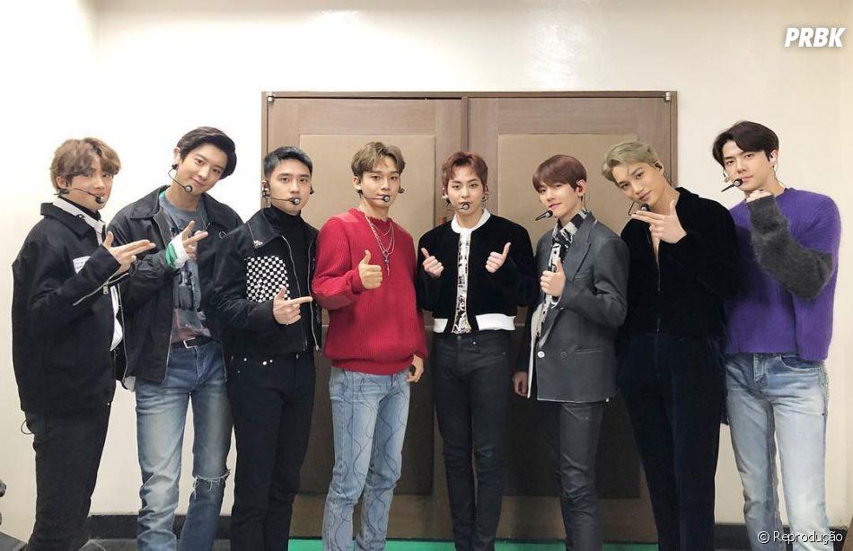 Fãs querem do EXO acreditam que show grupo pode ser confirmado no Brasil