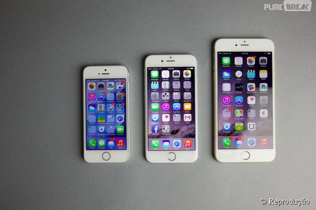 compare iphone 5s and 6 pr 233 venda do iphone 6 e 6 plus j 225 come 231 ou na apple 16816