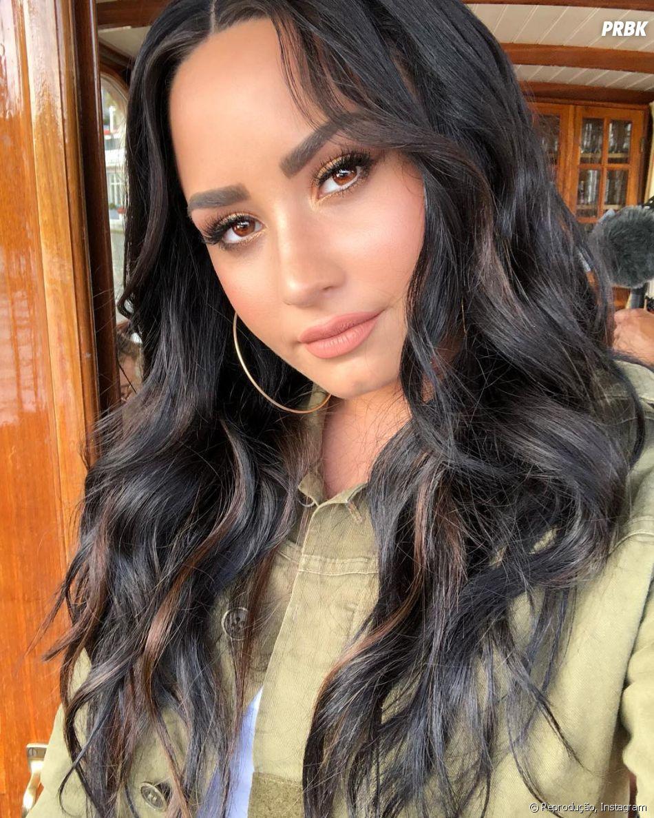 Demi Lovato vai fazer o tão sonhado comeback, mas nas telinhas!