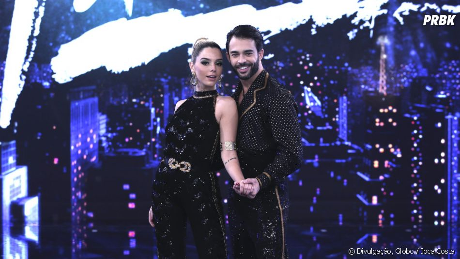 """""""Dança dos Famosos"""": Luiza Tomé pede desculpas pelos erros, mas diz que está ali para se divertir!"""