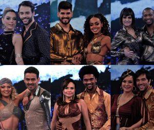 """""""Dança dos Famosos"""": mulheres fizeram sua estreia no último domingo (25)! Veja o ranking"""