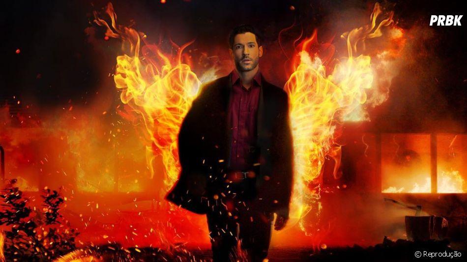 """Da Netflix, """"Lucifer"""", 5ª temporada: co-showrunners falam o que pode rolar no final"""