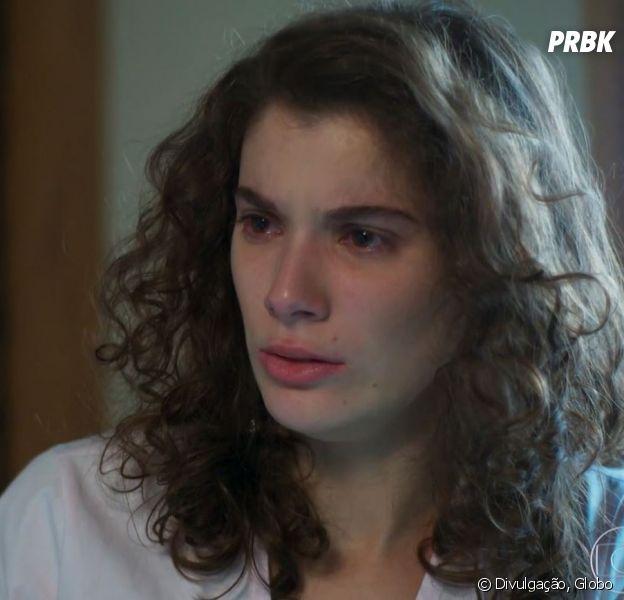 """Em """"Malhação"""": Meg(Giulia Bertolli) descobre que está grávida e fica desesperada"""