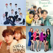 BTS, Monsta X, TWICE e mais: escolha um grupo de K-Pop e te diremos um dorama para assistir