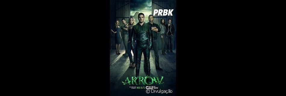 """""""Arrow"""" contará com retorno de personagens"""