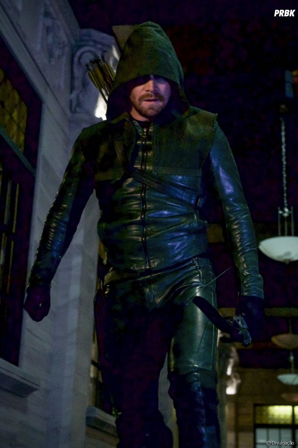 """Showrunner de """"Arrow"""" diz que último episódio já está sendo desenvolvido"""