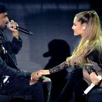 """Ariana Grande desmente que escondia namoro com Big Sean: """"Estou muito feliz"""""""