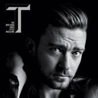 Justin Timberlake posa sexy para revista antes de cantar no Rock in Rio