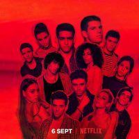 """O elenco mostrou que as gravações da 3ª temporada de """"Elite"""" já acabaram e teve até """"casamento"""""""