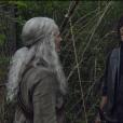 """Em """"The Walking Dead"""", tem gente achando que Carol (Melissa McBride) e Daryl (Norman Reedus) podem sair da história"""