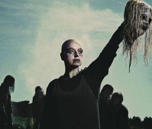 """Em """"The Walking Dead"""", Alpha (Samantha Morton) matou o filho de Carol (Melissa McBride)"""