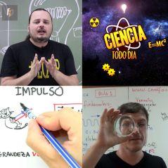 Separamos 5 canais no YouTube ótimos para aprender Física