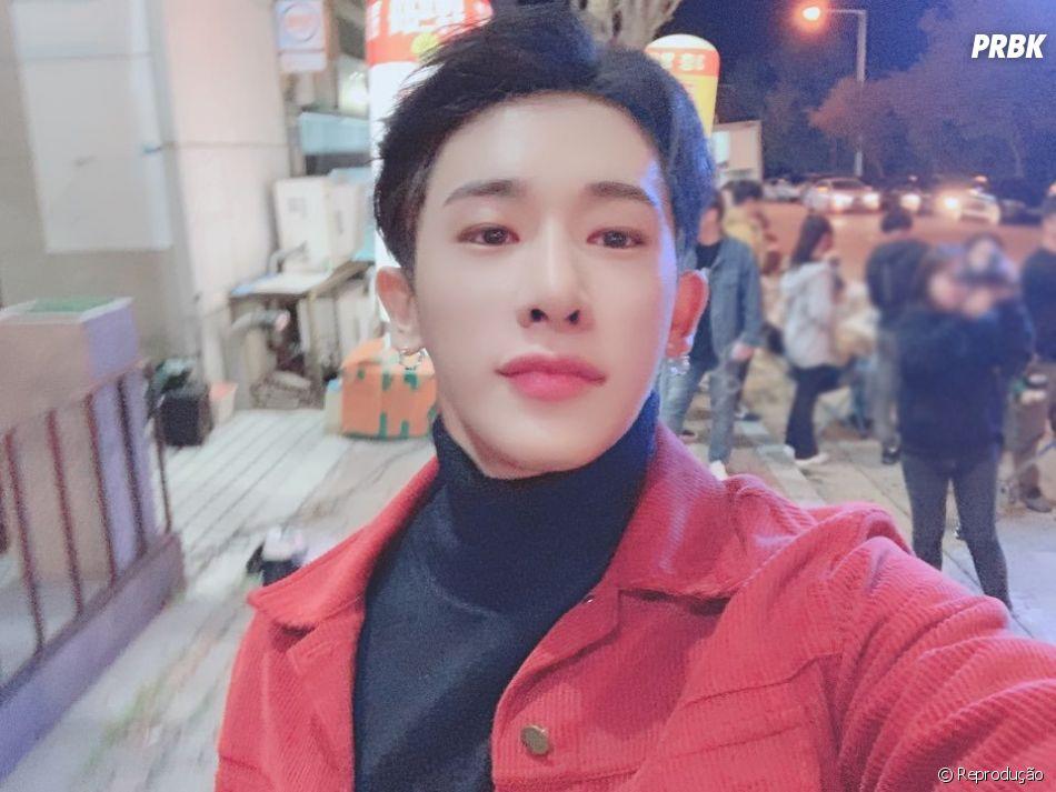 Lee Hoseok, o Wonho, não faz mais parte do MONSTA X