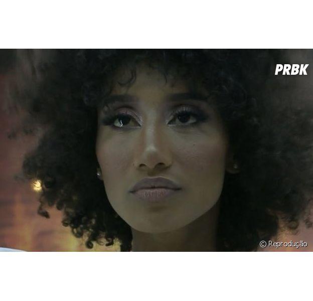 """""""A Fazenda"""": Sabrina Paiva relata caso de racismo na produção"""