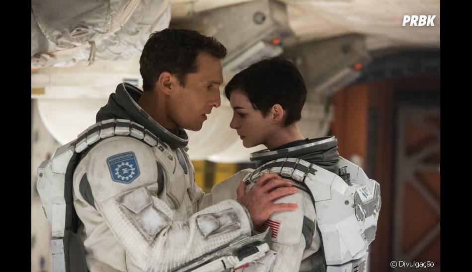 """Com Matthew McConaughey e Anne Hathaway, """"Interestelar"""" se mantém entre os mais assistidos"""