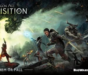 "Electronic Arts lança a nova entrada do RPG ""Dragon Age Inquisition"""