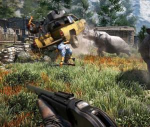 """A vida selvagem de Kyrat em """"Far Cry 4"""""""