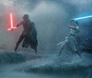 """Star Wars: A Ascensão Skywalker"" promete batalha épica entre Rey (Daisy Ridley) e Kylo Ren (Adam Driver)"