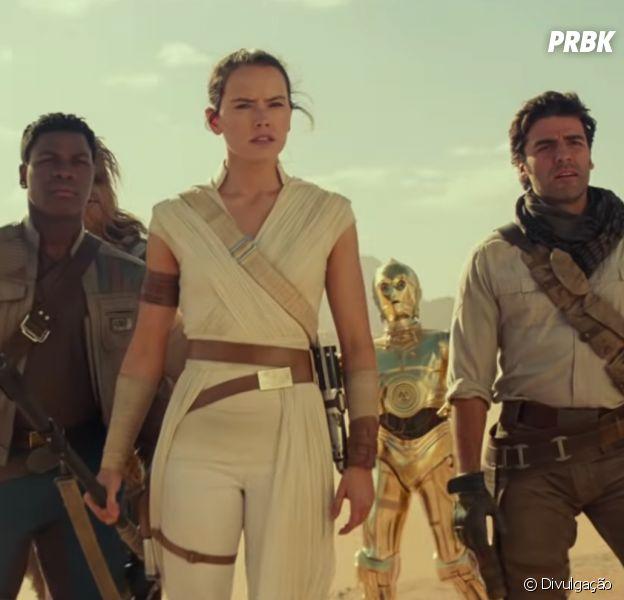 """""""Star Wars: A Ascensão Skywalker"""" estreia nos cinemas brasileiros no dia 19 de dezembro de 2019"""