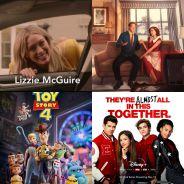"""Lizzie McGuire, """"Toy Story 4"""", """"WandaVision"""" e mais: Disney+ revela estreias de 2020 na plataforma"""