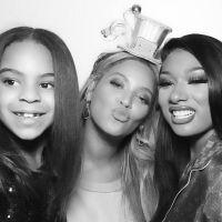 Jornalistas fazem piada com aparência de filha da Beyoncé, mas pedem desculpas em seguida