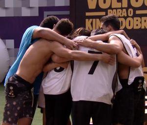"""""""BBB20"""": Grupo Camarote foi derrotado na primeira Prova de Resistência da temporada"""