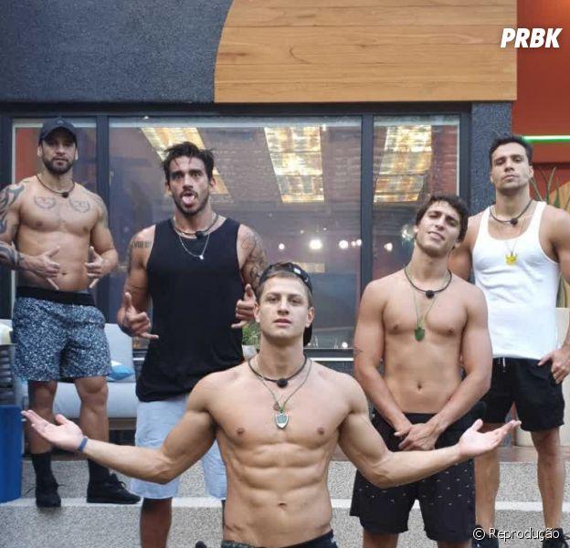 """BBB20"": vote no maior ""boy lixo"" do reality show"