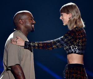 Taylor Swift e Kanye West: gostaríamos de ter visto menos sobre essa história que já sabemos tanto