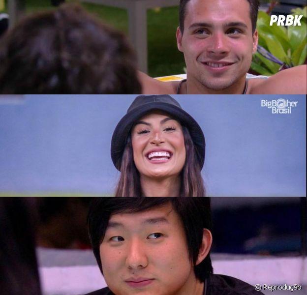 """""""BBB20"""": para Bianca Andrade, Pyong Lee e Petrix valeu a pena entrar no reality show?"""