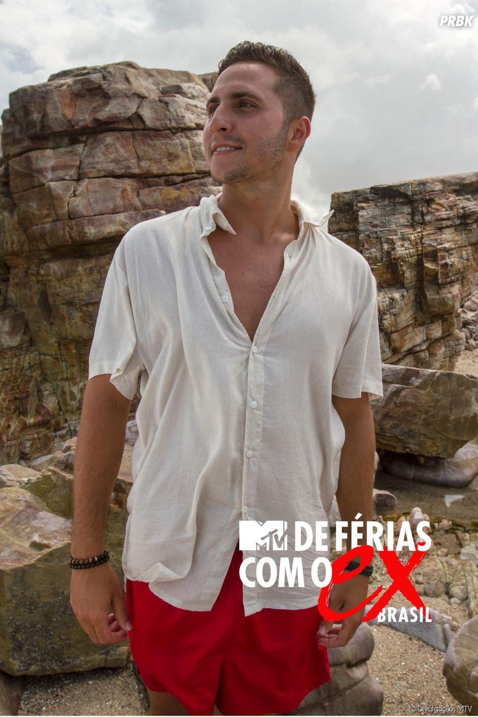 """""""De Férias com o Ex Brasil"""", 6ª temporada: Matheus Crivella, da 4ª temporada, está de volta"""