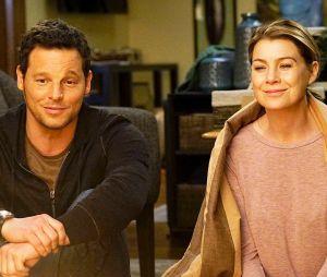 """""""Grey's Anatomy"""":Alex Karev (Justin Chambers) manda cara para Meredith (Ellen Pompeo) explicando o porquê de não voltar"""