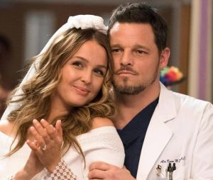 """""""Grey's Anatomy"""", na 16ª temporada:Alex Karev (Justin Chambers) deixaJo (Camila Luddington) e volta paraIzzie (Katherine Heigl)"""