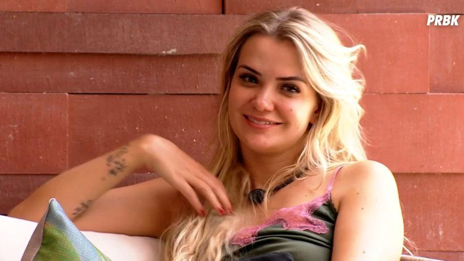 """""""BBB20"""": Marcela, que já foi uma das favoritas, atualmente lida com uma grande queda de popularidade"""
