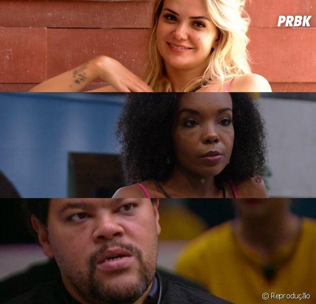 """""""BBB20"""": Thelma e Marcela são criticadas após """"brincadeira"""" sobre Babu"""