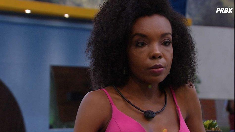 """BBB20"": Thelma está sendo criticada após ""brincadeira"" feita com Marcela sobre o Babu"