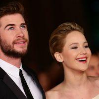 Jennifer Lawrence fala sobre sua relação com Liam Hemsworth