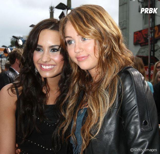 Demi Lovato revela que Miley Cyrus é a única da época da Disney com quem ainda fala
