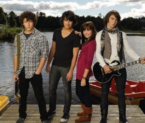 Parece que Demi Lovato também não fala mais com os Jonas Brothers