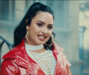 "Último single lançado por Demi Lovato foi ""I Love Me"""