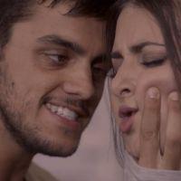 """Novela """"Malhação"""": Cobra não aceita término com Jade e ameaça a ex!"""