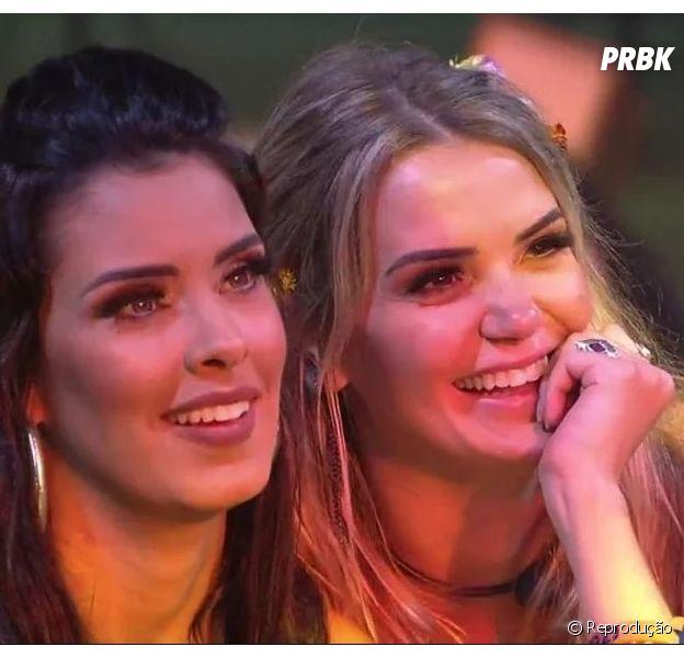 """BBB20"": Marcela vai conversar com Ivy após a sister deixar o reality show"