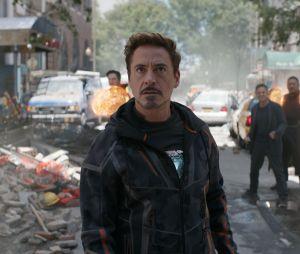 Tony Stark (Robert Downey Jr.) provou que é um gênio nos Vingadores