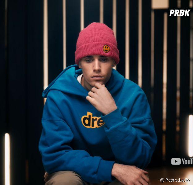 """Justin Bieber fala sobre depressão em novo episódio de """"The Biebers"""""""