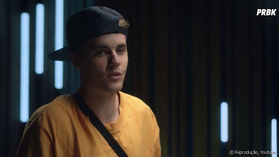 """Em """"The Biebers"""", Justin Bieber abre o jogo sobre depressão e diz que foi importante pedir ajuda"""