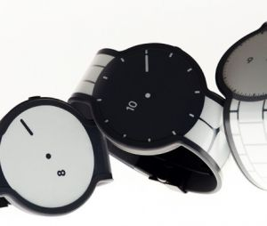 Smartwatch da Sony terá tela de e-paper