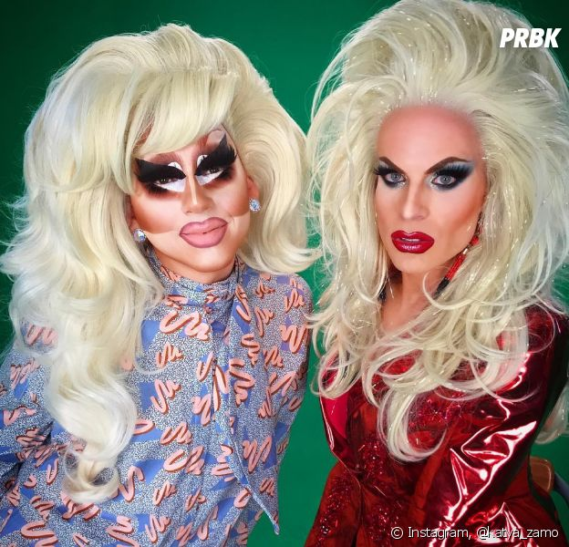 Trixie e Katya tem a melhor amizade do universo drag!