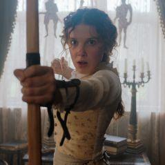 """Veja as primeiras imagens da Millie Bobby Brown em """"Enola Holmes"""", novo filme da Netflix"""